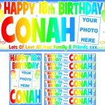 Multi Colour (Boy) Birthday Package
