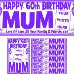 Purple & White Birthday Package